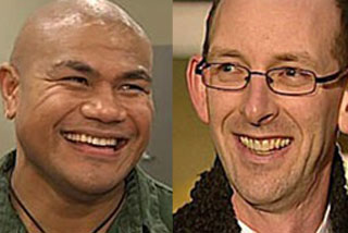 The two Davids (Tua and Bain) were the most searched NZers on Google in 2009