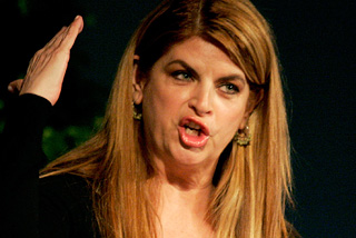 Kirstie Alley (Reuters)