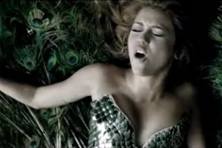 Miley Cyrus in the sexy 'Can't Be Tamed' video