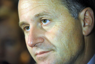 John Key (NZPA)