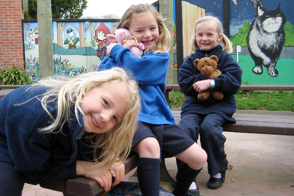Children at Canterbury's Southbridge School were able to return last Thursday (NZPA)