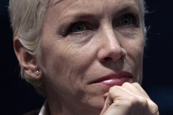 Annie Lennox (Reuters)