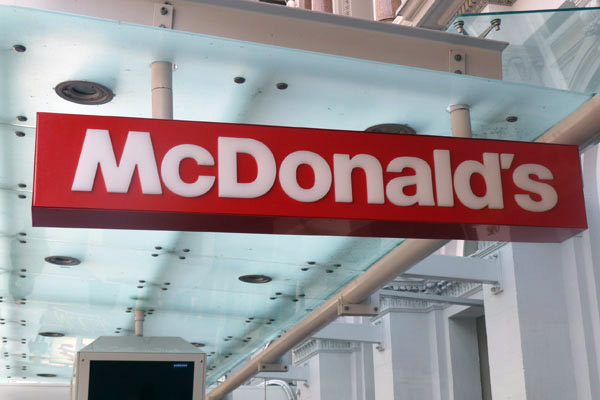 McDonald's' free Wi-Fi blocks several gay-themed websites