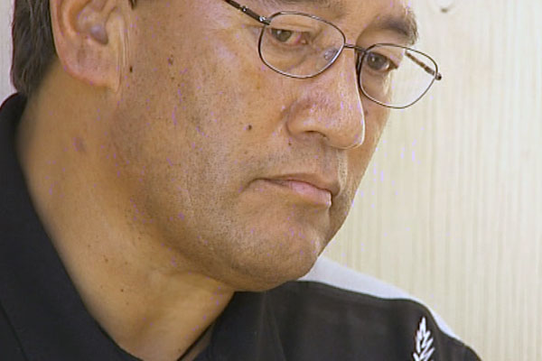Maori Party MP Hone Harawira