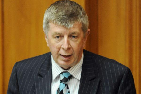 Statistics Minister Maurice Williamson (NZPA file)