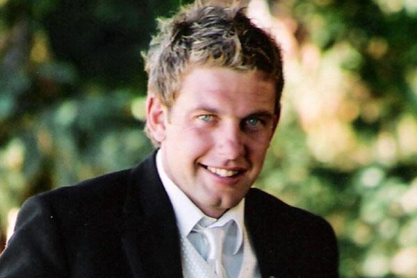 Murdered Feilding farmer Scott Guy