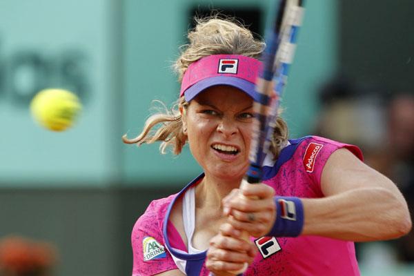 Kim Clijsters (Reuters)