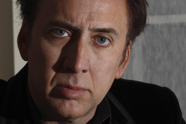 Nicolas Cage (Reuters)