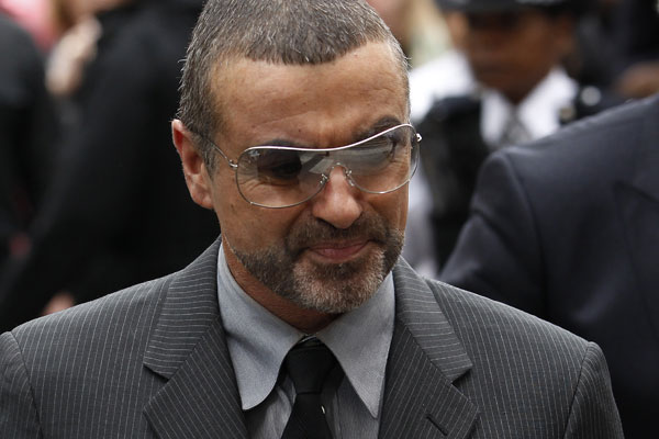 George Michael (Reuters)