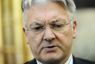 Associate Minister of Health Peter Dunne says the Government will not support clinical trials of cannabis (file pic)