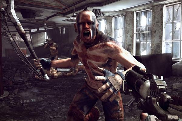 Rage screenshot
