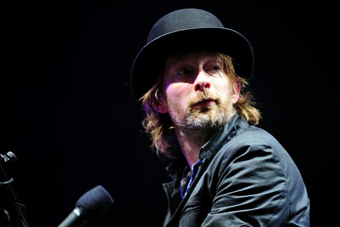 Thom Yorke (AAP)