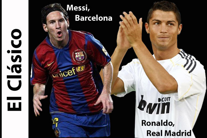 Get set for the big on El Clasico as Real Madrid hosts Barcelona