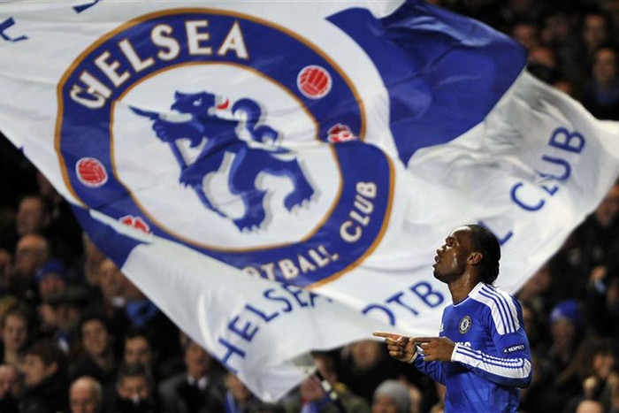 Didier Drogba is in fine goal-scoring form for Chelsea (Reuters)