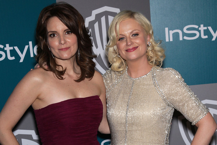 Tina Fey and Amy Poehler (AAP)
