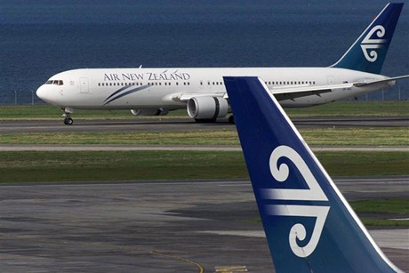 Air New Zealand launched its Night Rider service a week ago  (file)