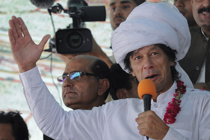 Imran Khan (Reuters)