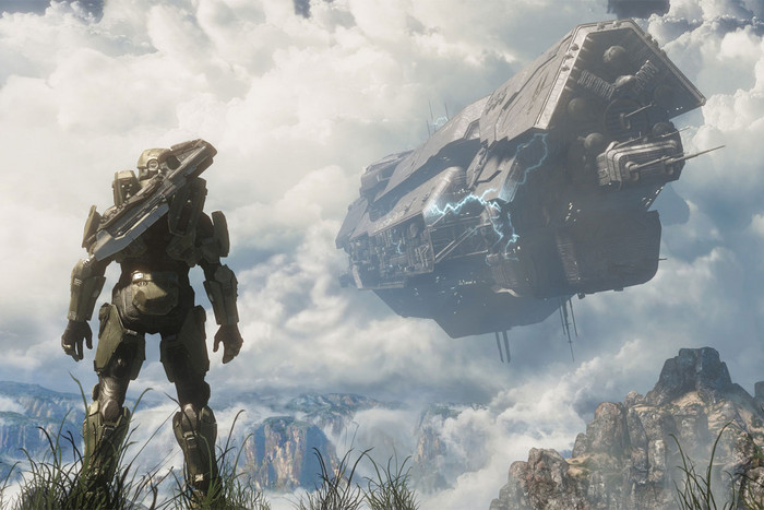 Still from Halo 4