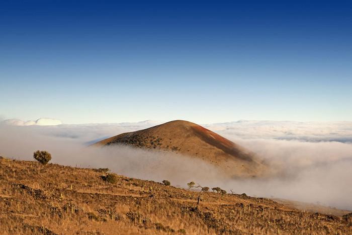 View from Hawaii's Mauna Kea