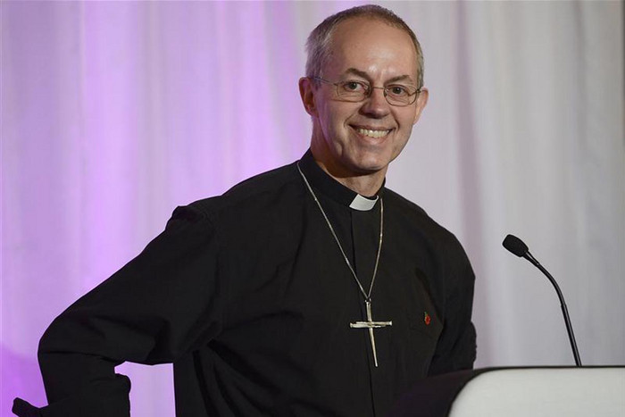 Justin Welby, newly appointed archbishop of Canterbury  (Reuters)