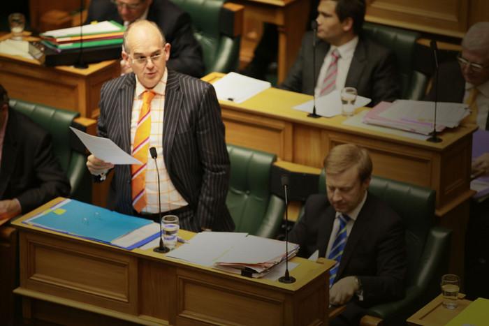 Health Minister Tony Ryall (Photo: Victoria Evans)