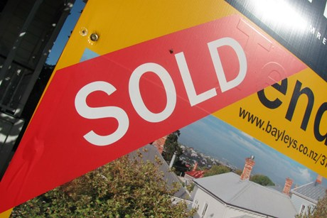 Average house prices have risen nationally by 1.3 percent in the last four years  (file)