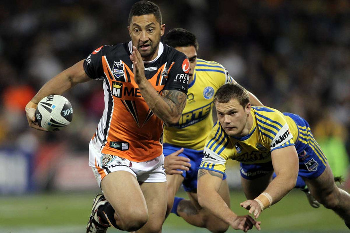 Marshall's manager is to seek an immediate release from the Wests Tigers (AAP)