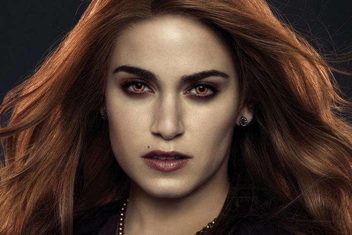 Nikki Reed in Twilight: Breaking Dawn – Part 2 poster art