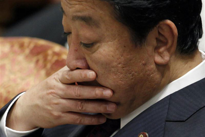 Japan's Prime Minister Yoshihiko Noda (Reuters)