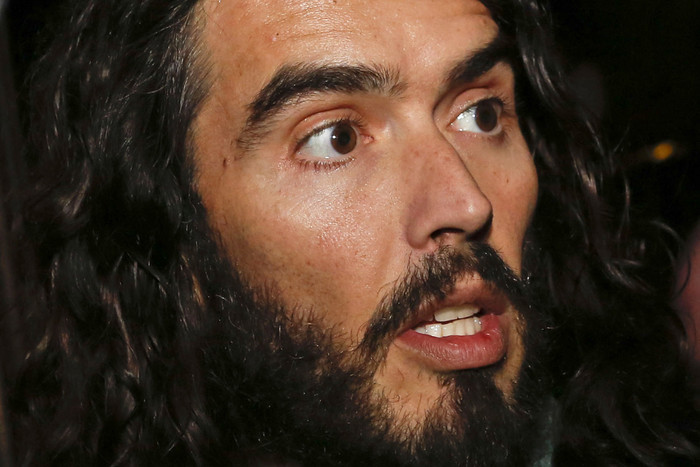 Russell Brand (Reuters)