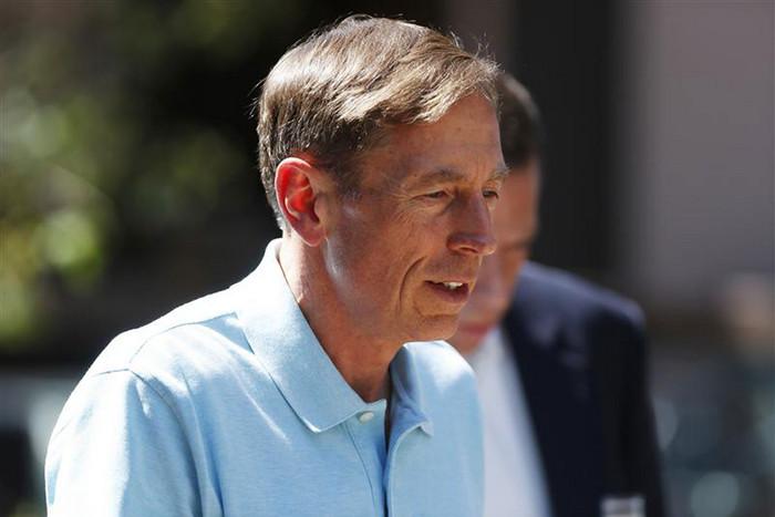 David Petraeus (Reuters)
