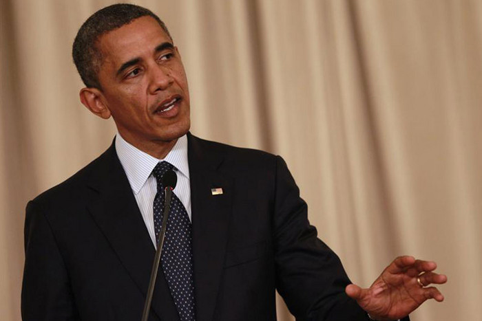 US President Obama (Reuters)