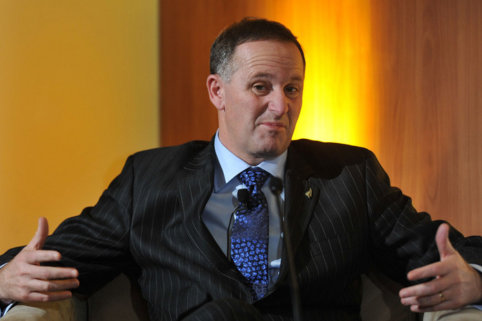 Prime Minister John Key says the squabble is evidence that Labour was not fit to govern