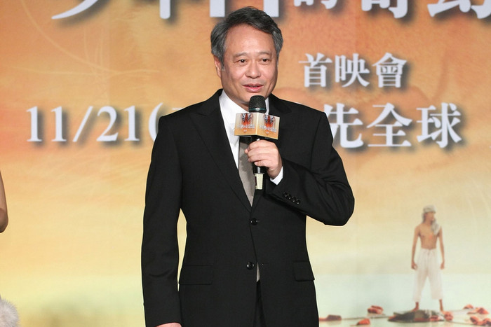 Ang Lee (AAP)