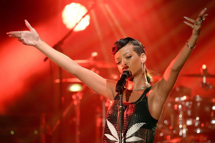 Rihanna (AAP)