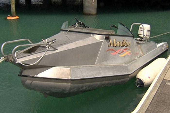The capsizing of the boat in rough seas off Waikehe Island claimed the lives of Jeffrey Erick-Peleti, 36, and Piira Junior Anthony Aretio