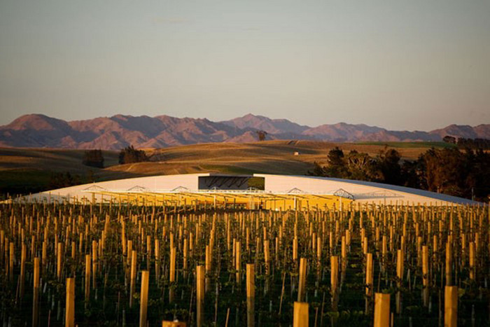 Yealands Estate winery (supplied)