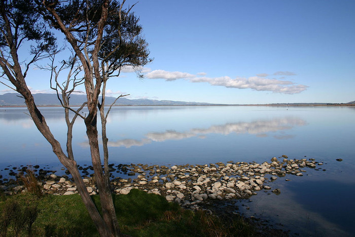 Lake Wairarapa (Photo: Pete Monk)