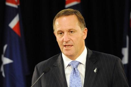 Prime Minister John Key  (file)