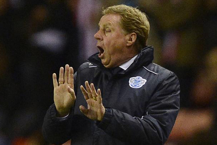 Queens Park Rangers new manager Harry Redknapp (Reuters)