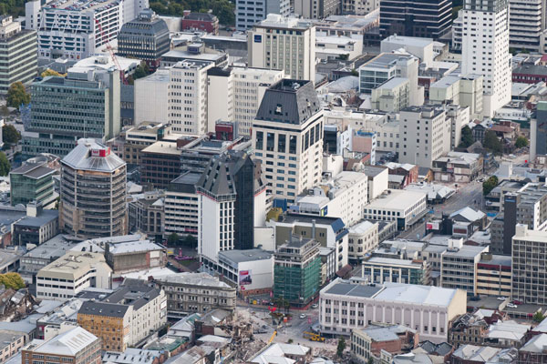 New Zealand's manufacturing output is about nine percent lower than before the global financial crisis (file)