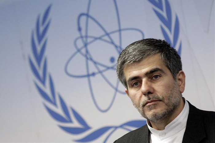 Iran's nuclear chief Fereidoun Abbasi (Reuters file)