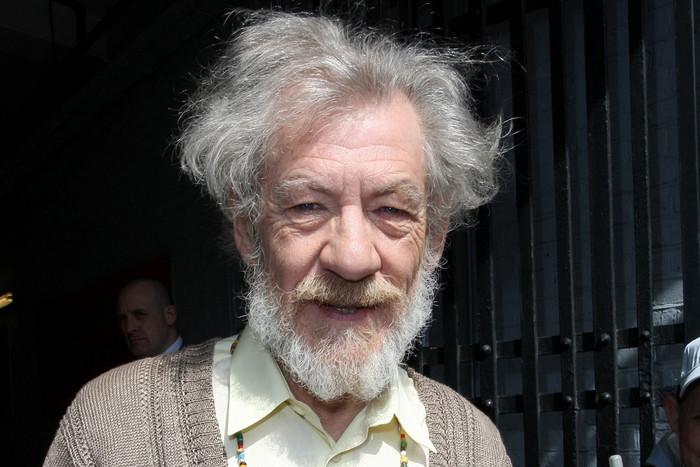 Sir Ian McKellen (WENN)