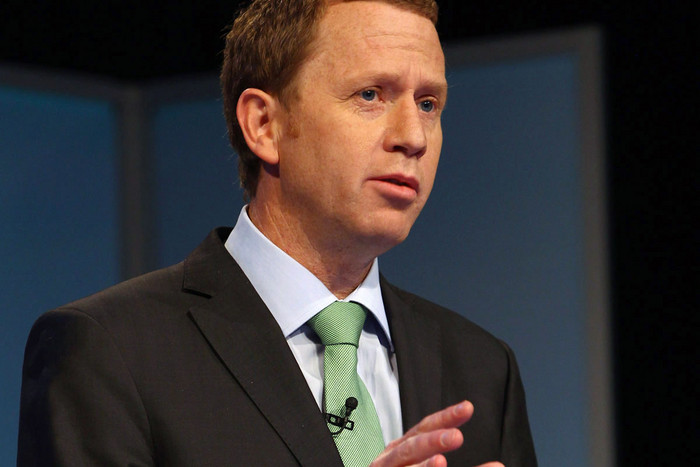 Green Party co-leader Russel Norman