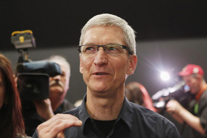 Apple CEO Tim Cook (Reuters)