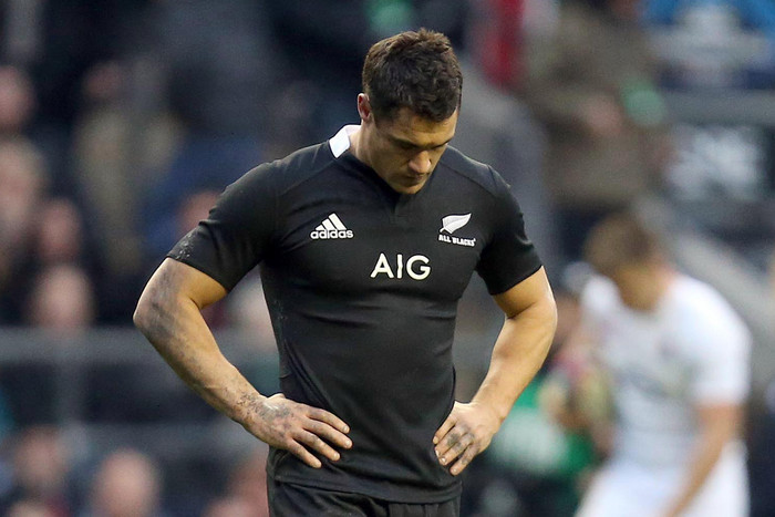 All Blacks first-five Dan Carter (Photosport file)