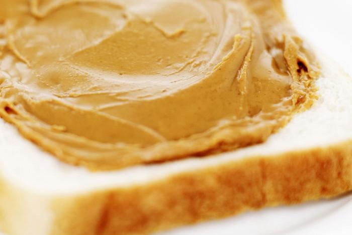 Peanut butter - a lifesaver?