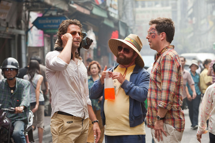 Still from The Hangover II