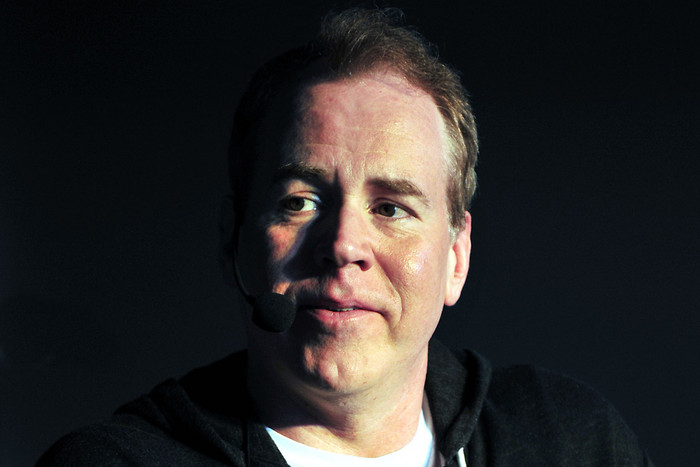 Bret Easton Ellis (AAP)
