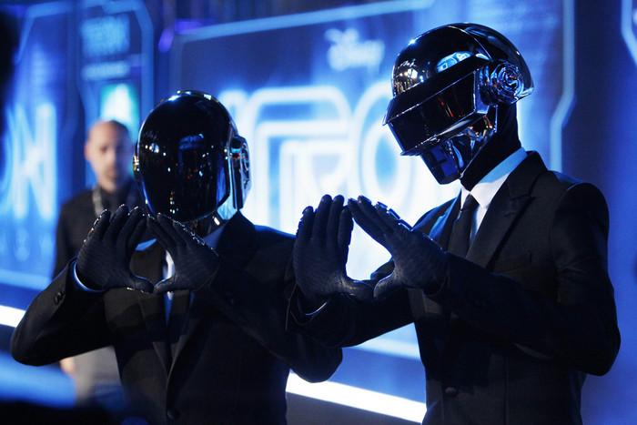 Daft Punk (Reuters)